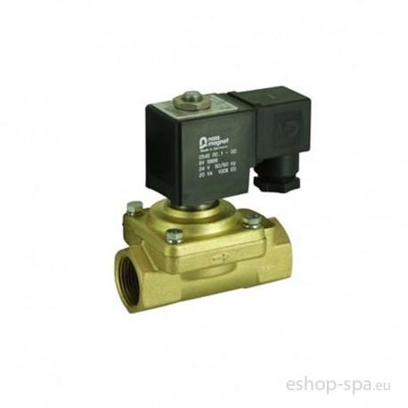 Elektromagnetický ventil dvojcestný priamo ovládaný