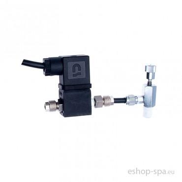 Elektromagnetický ventil s jemnou reguláciou