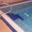 Bazénová mřížka STANDARD rovná