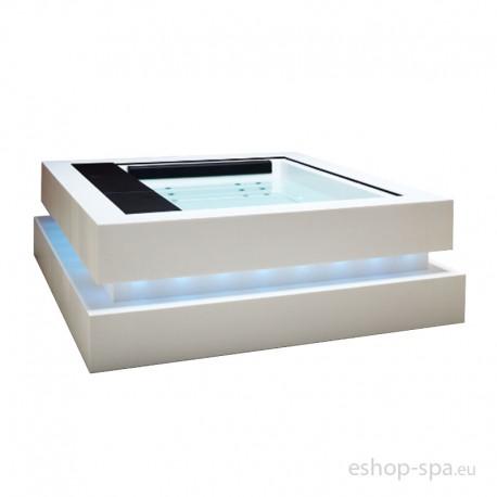 Vírivý bazén Spa Cube
