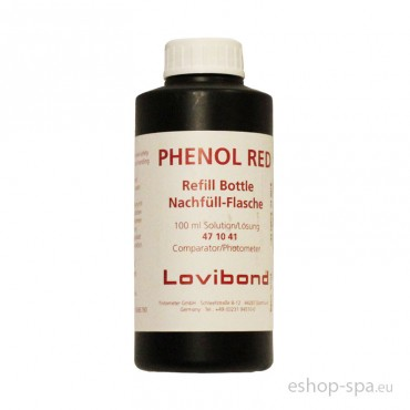 Phenol Red Lovibond 100ml