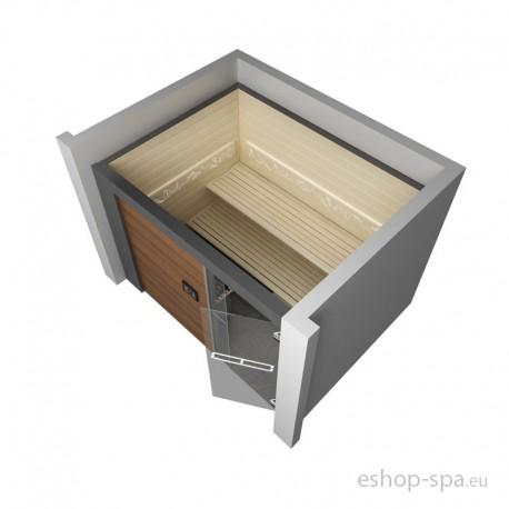 Sauna BestLine Built-in II