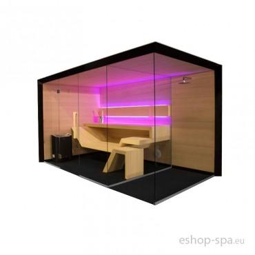 Sauna ModernLine + sprcha