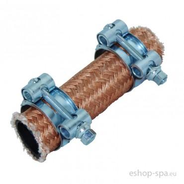 Napojovacia hadica na parné potrubie