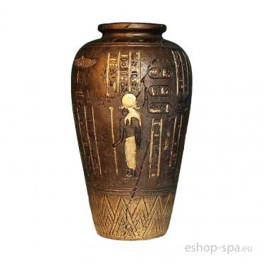 Váza v dizajne Egypt 50cm