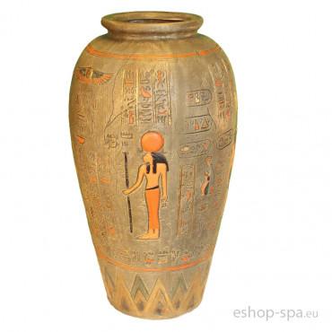 Váza v dizajne Egypt 64cm