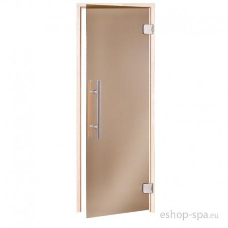Saunové dveře XFS Top 8x19