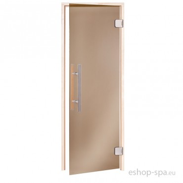 Saunové dveře XFS Top 8x20