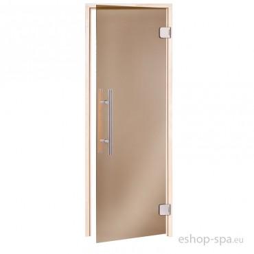 Saunové dveře XFS Top 9x19