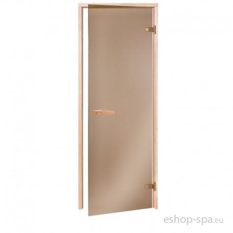 Saunové dveře XFS Ras 7x19