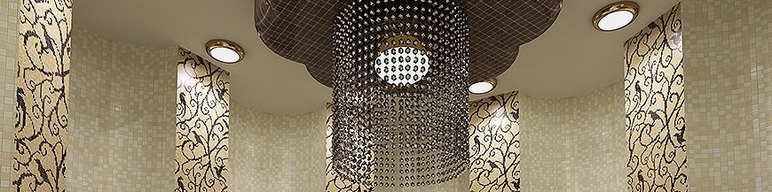 Stěny a stropní prvky